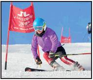 Aanchal Thakur - India's first ever skiing medal